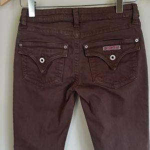 Hudson Light-Weight Jeans